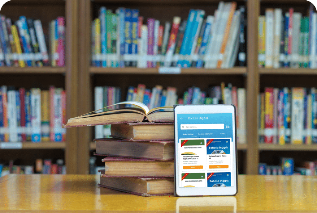cms yang digunakan untuk membuat aplikasi manajemen perpustakaan - ada beberapa CMS yang dipergunakan untuk membuat perpustakaan seperti pijarsekolah.id, drupal